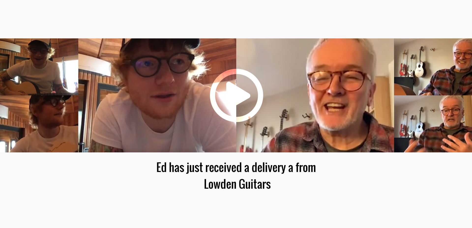 GEORGE AND ED